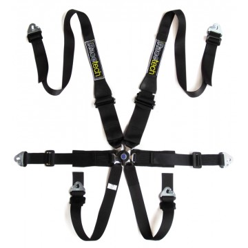 Pro 6-point FHR 1/2 Lightweight Harness