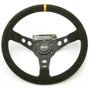 350mm Dished Steering Wheel