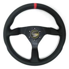 Flat Leather Wheel - 350mm