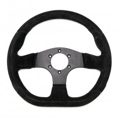 Flat Suede Wheel - 330mm flat bottom
