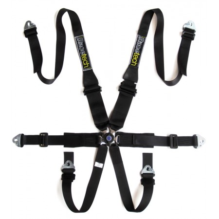 Pro 6-point HANS Harness