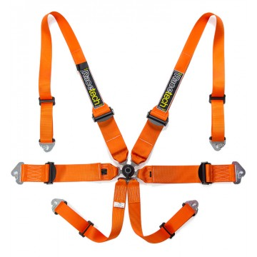 Magnum 6-point FHR Lightweight Harness