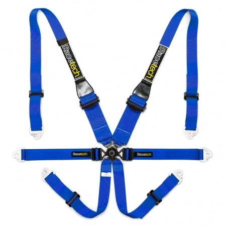 Pro 6-point GT HANS Lightweight Harness