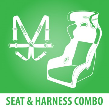 Seat & Harness Combo 2